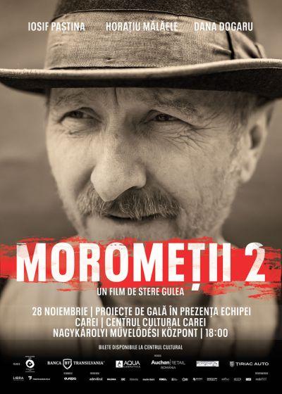 Filmul Moromeţii 2 ajunge la Carei