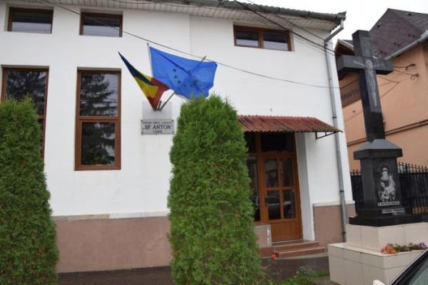 Biserica românească  Sf.Anton din Carei este exclusă constant de Primăria Carei de la sprijin financiar