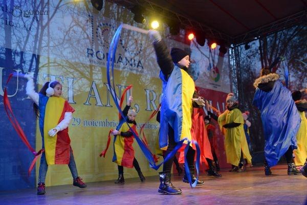 Petrică Mureșan și Ducu Bertzi pe scenă la Carei