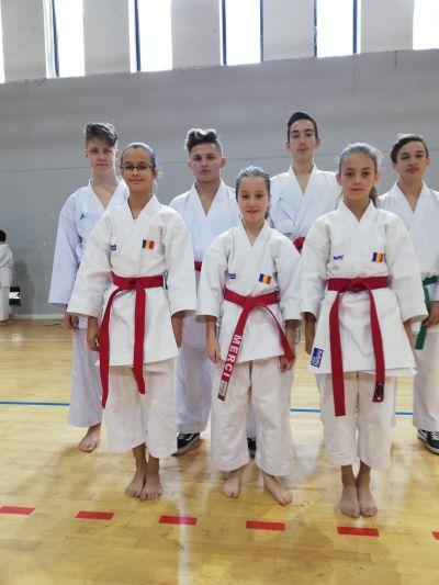 Performanţă la A.C.S.Sakura Carei. Şi sportivi şi arbitri