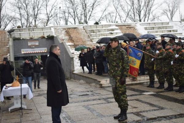 Comemorarea eroilor Revoluţiei la Satu Mare