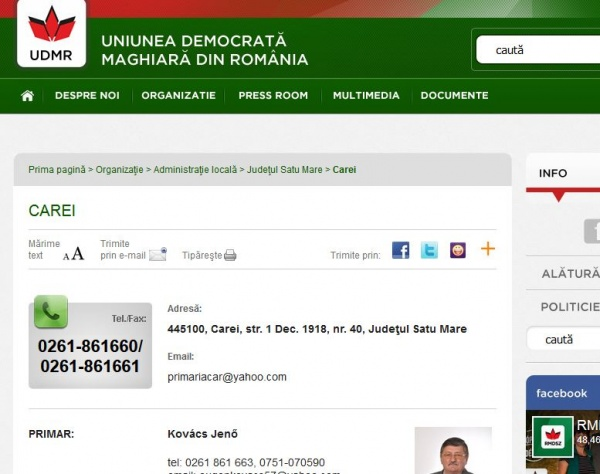 Și UDMR susține corupții prin votarea modificărilor din Codul Penal