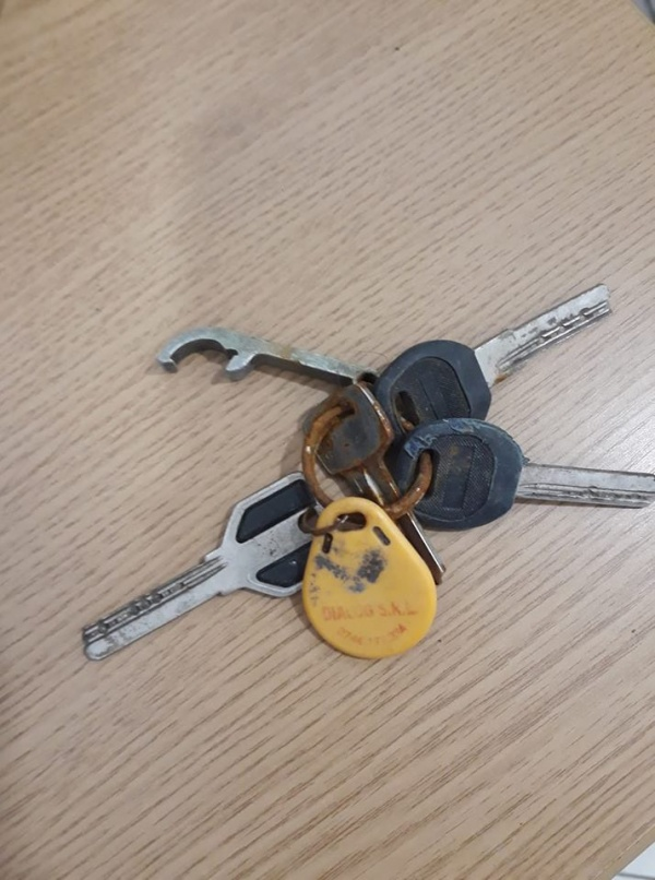 Chei pierdute
