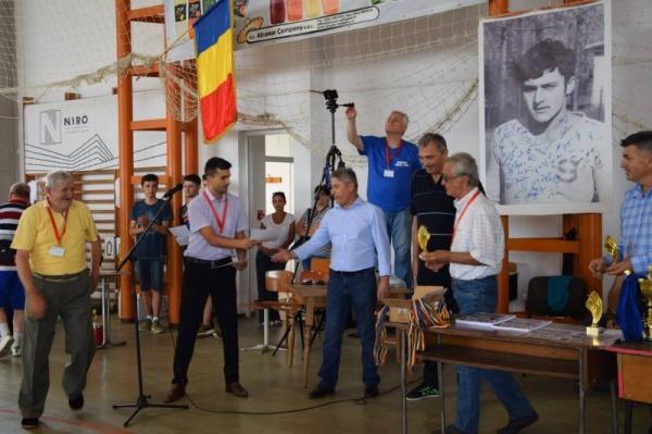 Emisiune la TVR despre Memorialul Mircea Dohan Carei 2018