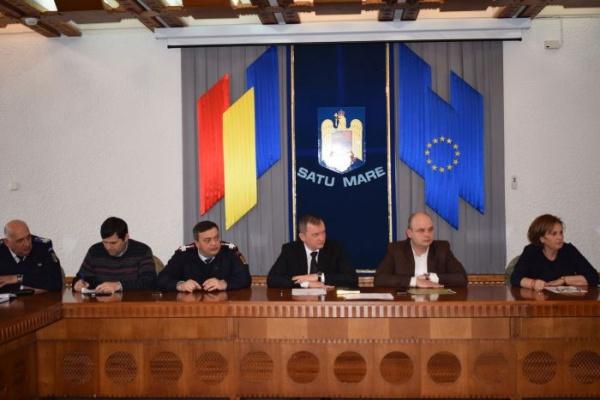 Întâlnire de lucru la Tușnad a prefecţilor din România
