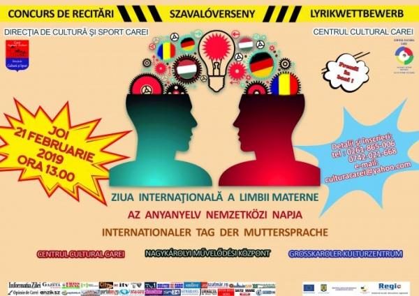 Premii în bani la Concursul de recitări în limba maternă
