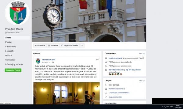"""Tupeu. Primăria Carei și Centrul de Promovare a Turismului Cultural """"Gróf Károlyi""""  despre participarea la Târgul de Turism al Ungariei"""