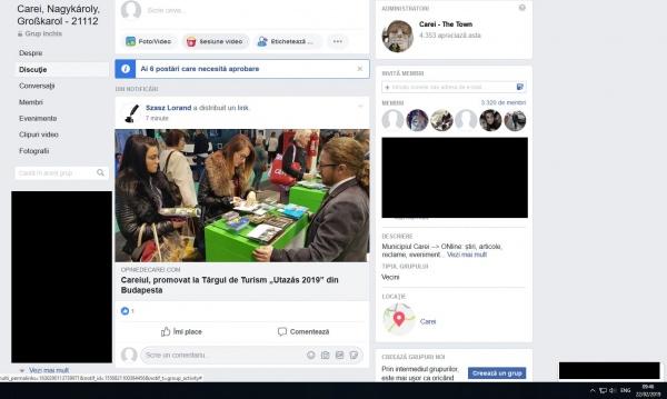 Angajați la Primăria Carei dar stau pe Facebook în timpul programului