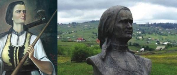 Pelaghia Roşu – eroina pașoptistă din oastea lui Avram Iancu