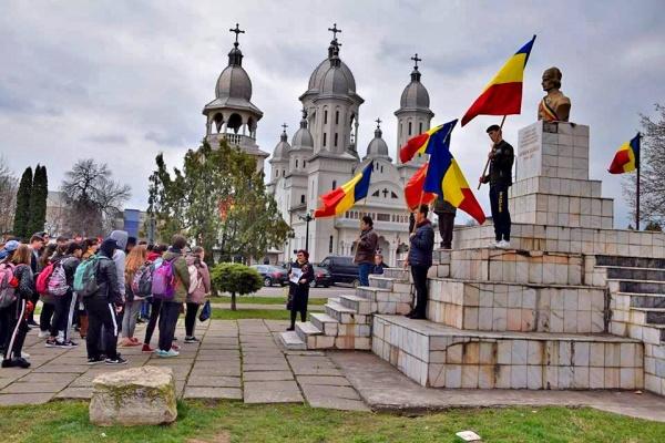 La Carei a fost cinstită memoria revoluționarilor pașoptiști