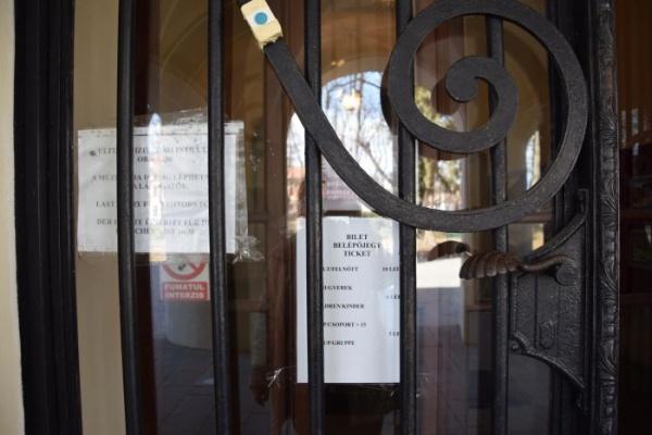 Taxă de intrare la Muzeul Carei din subordinea Muzeului Județean Sat Mare