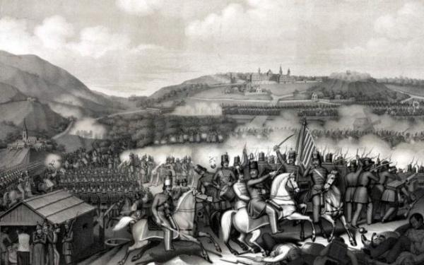 Revoluția de la 1848. Dieta de la Cluj a votat anexarea Transilvaniei la Ungaria, nesocotind voinţa majorităţii românilor ardeleni