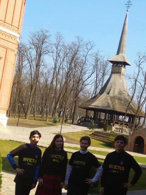Pelerinaj – grup Invictus la Mănăstirea Scărișoara Nouă