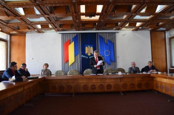 """Adunarea Asociației Naționale Cultul Eroilor """"Regina Maria"""" filiala Satu Mare"""