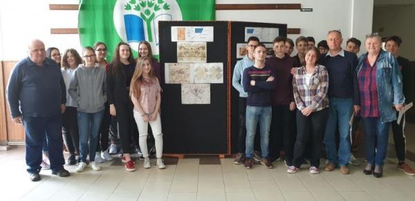 ,,Ziua de naștere a geniului Leonardo da Vinci sărbătorită la Liceul Teoretic Cărei,,