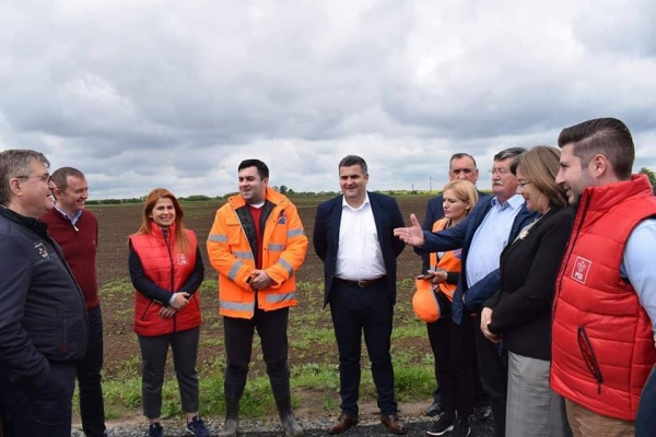 Primarul Kovacs dă indicații echipei PSD