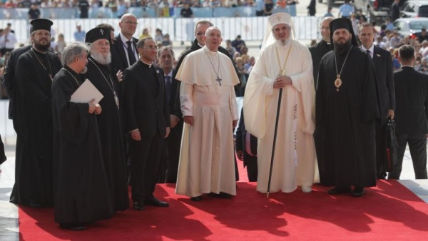 Vizita Sanctității Sale Papa Francisc în România