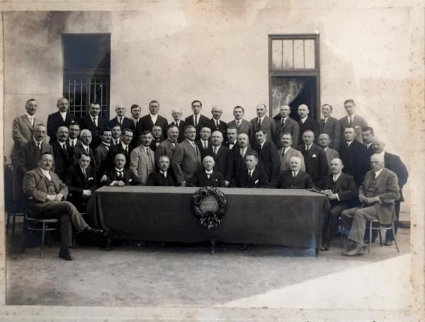 Asociația Comercianților si Industriașilor din Carei, anul 1927