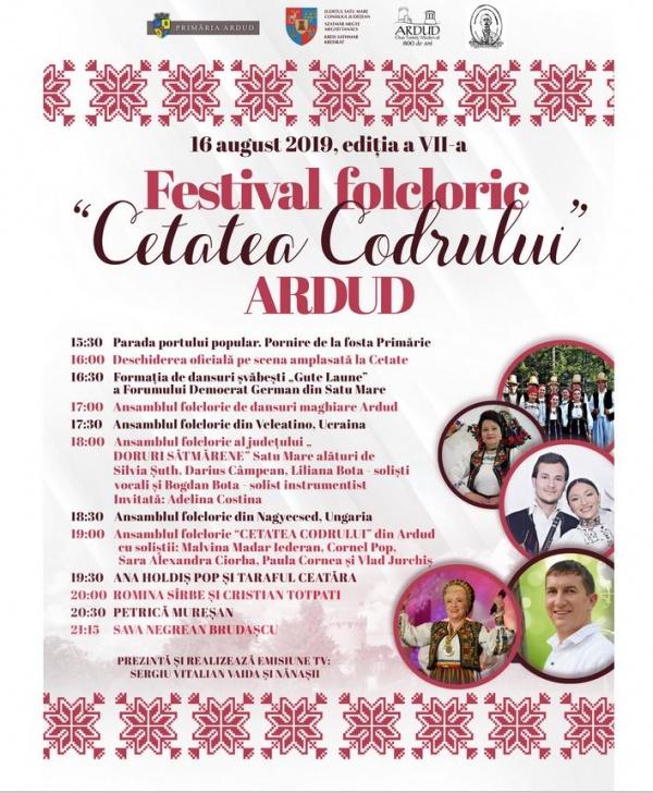 Recital Sava Negrean Brudașcu la Ardud