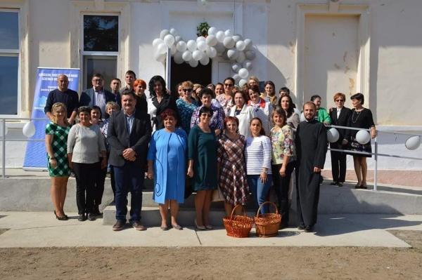 Noua locație a Centrului Școlar pentru educație incluzivă Carei