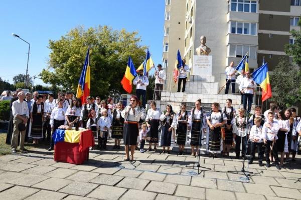 Comemorarea la Carei a lui Avram Iancu de asociații cultural patriotice. Galerie Foto