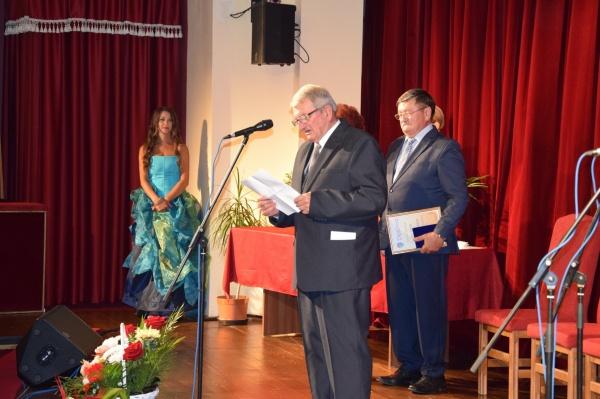 Festivitatea de acordare a distincțiilor PRO URBE Carei 2019