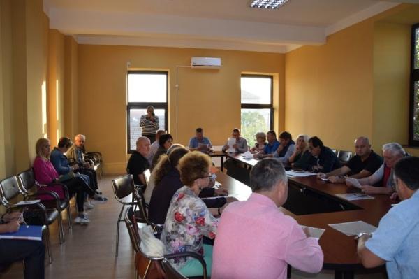 Circ făcut de primarul Kovacs în Consiliul Local pentru suplimentarea cheltuielilor neeligibile