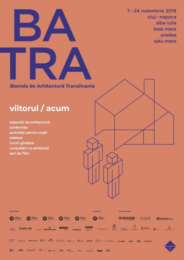 O oră de consultanță gratuită cu un arhitect în cadrul BATRA 2019