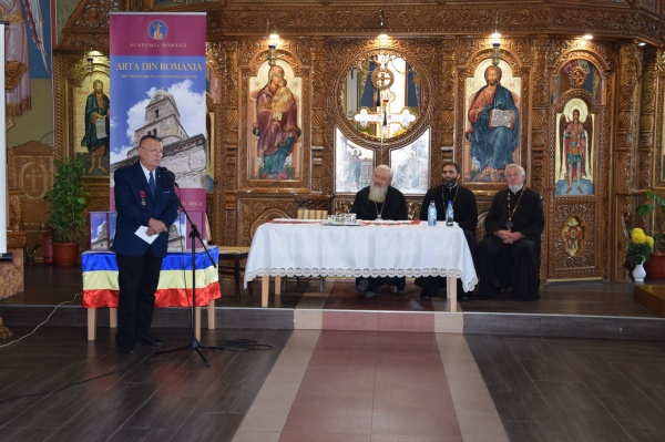 ARTA din ROMÂNIA lansată la Carei de Ziua Armatei