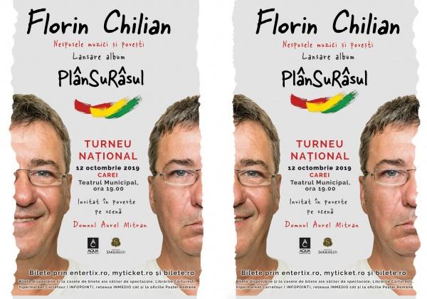 Florin Chilian în concert la Carei