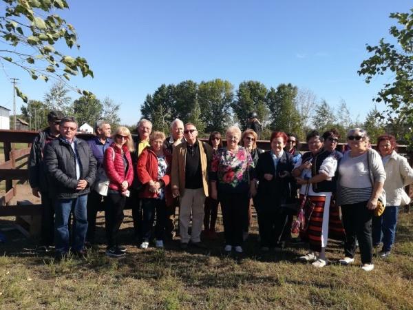 APM a marcat Ziua Vârstnicilor la Ciumești și la Casa Vânătorilor din Foieni