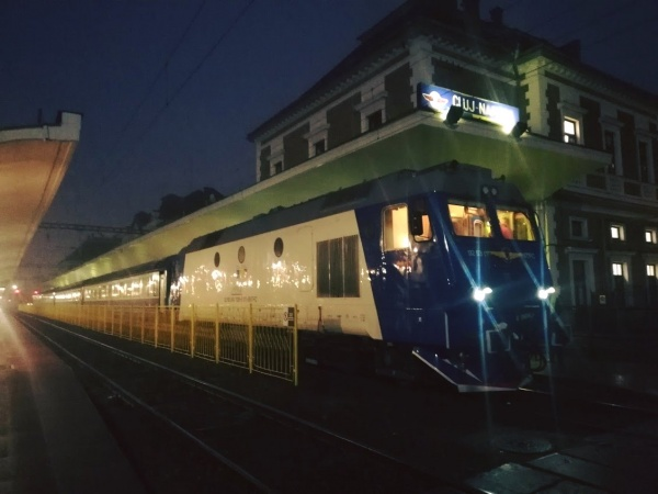 Tren direct spre Viena cu oprire în Carei. Pe când legături directe între marile orașe din țară?