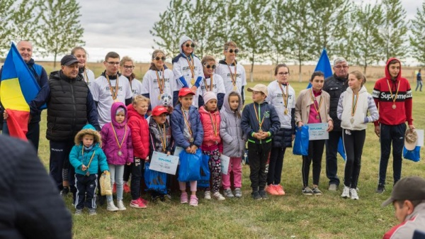Câștigătorii Cupei Moților din Câmpia Careiului la Cros. Galerie FOTO