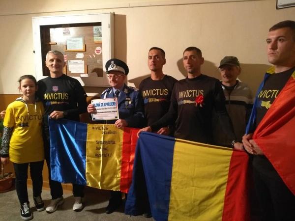 Ștafeta Veteranilor pornește din Zalău spre Carei
