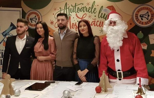 Ajutoarele lui Moș Crăciun