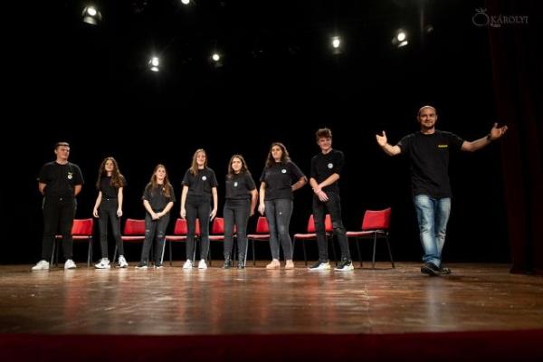 """Premiile Festivalului de Teatru """"Zilele Teatrului Tânăr"""" de la Carei"""