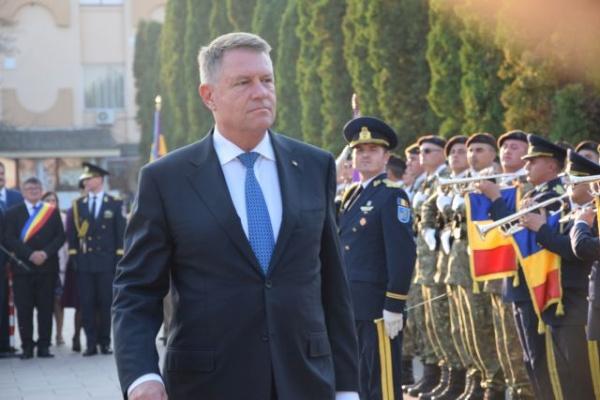 Încă un mandat pentru Klaus Iohannis