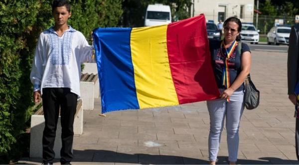 Scoateți steagul la vedere de Ziua Națională