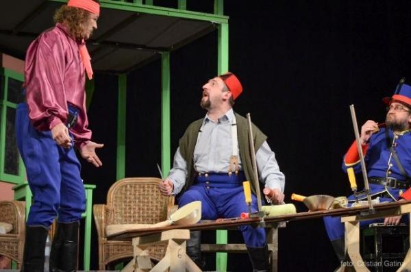 Două comedii la Teatru de Nord