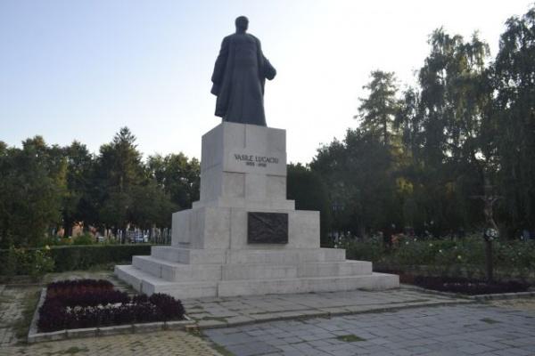 """"""" Niciun român nu s-a născut vreodată rob !"""" Comemorare VASILE LUCACIU"""