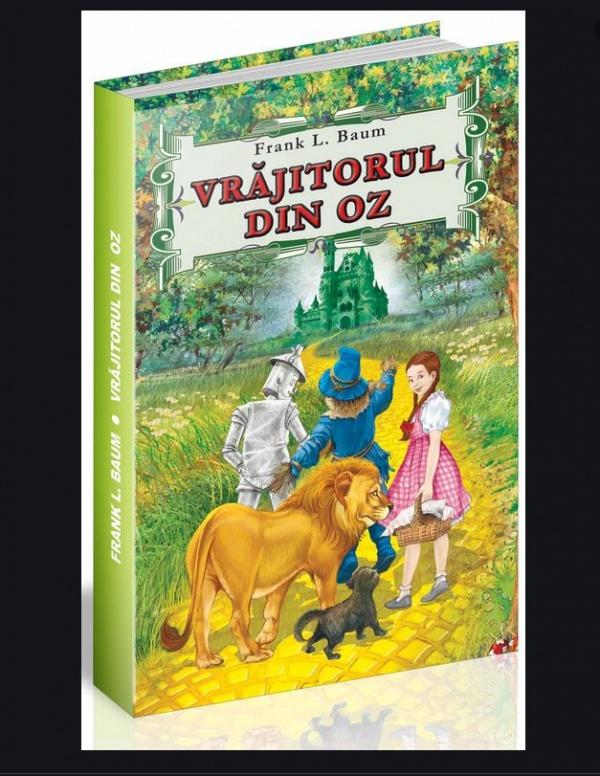 """Cartea anului în limba română este """"Vrăjitorul din Oz"""" iar în limba maghiară este """"A Pál utcai fiúk"""""""
