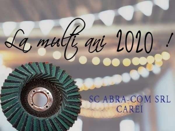 ABRA-COM Carei vă urează An Nou Fericit!