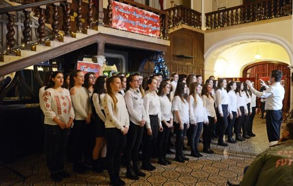 Festivalul coral Magia Crăciunului la Carei