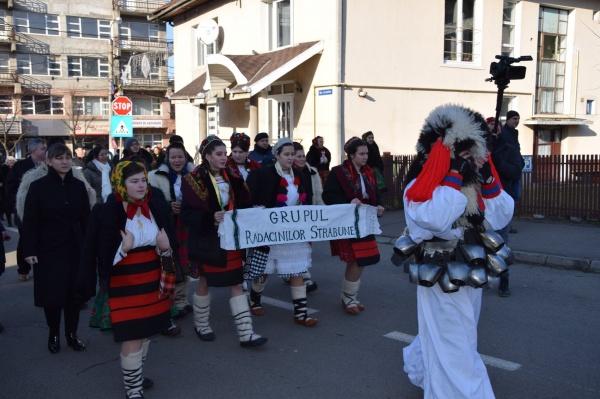 Festival de Datini la Negrești Oaș cu participarea colindătorilor din Marna Nouă. Câștigătorii. VIDEO și Galerie FOTO