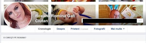 Roxana Ciutan reacționează când copilul ei este amenințat de medic