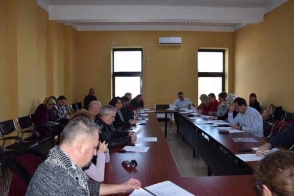 Strategia de parcări a municipiului Carei și consilierii votați pentru comisia de concurs de la Spitalul Municipal