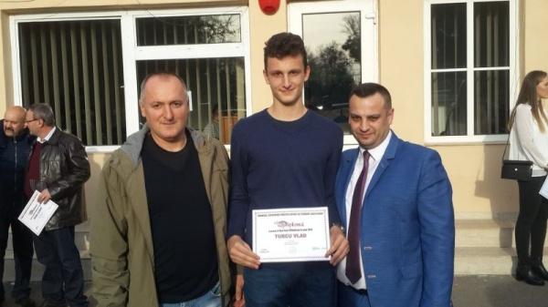 Denis Ţicle și Vlad Turcu din Carei  nominalizați printre cei mai buni sportivi din județ