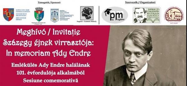 Disensiuni pe seama desemnării organizatorului evenimentului dedicat lui Ady Endre