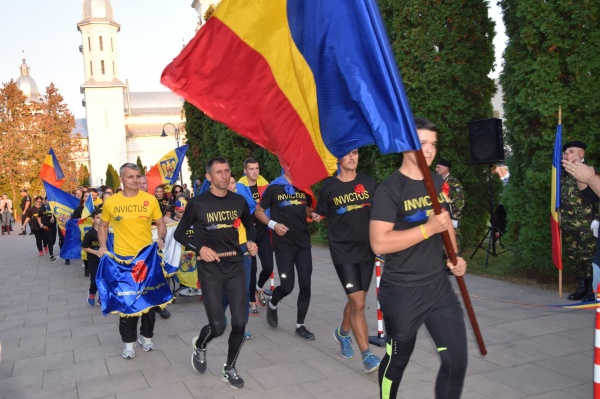 Traseul galben. ÎMPREUNĂ reîntregim Drapelul Național la Carei