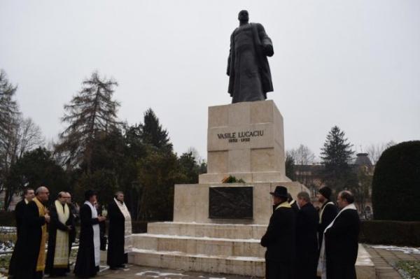 ,,…în două mii de ani n-a trecut o zi în care să nu se vorbească româneşte în Transilvania!,, Vasile Lucaciu la 169 de ani de la nașterea sa
